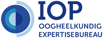 IOP-expertise oogheelkundig instituut Logo